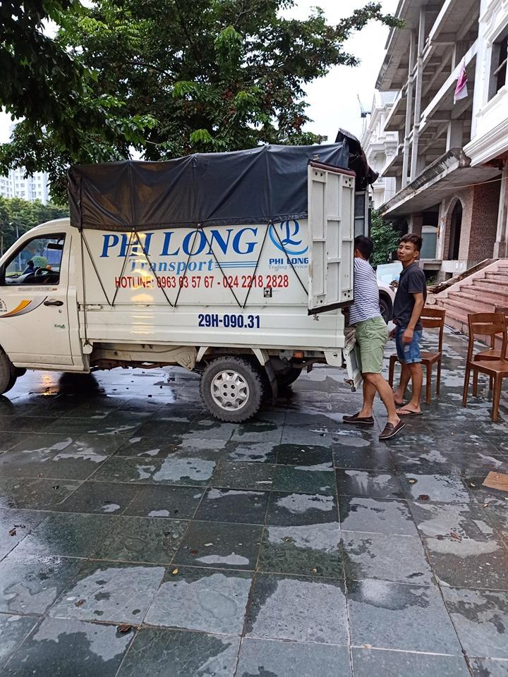 Công ty taxi tải giá rẻ tại phố Cổ Linh