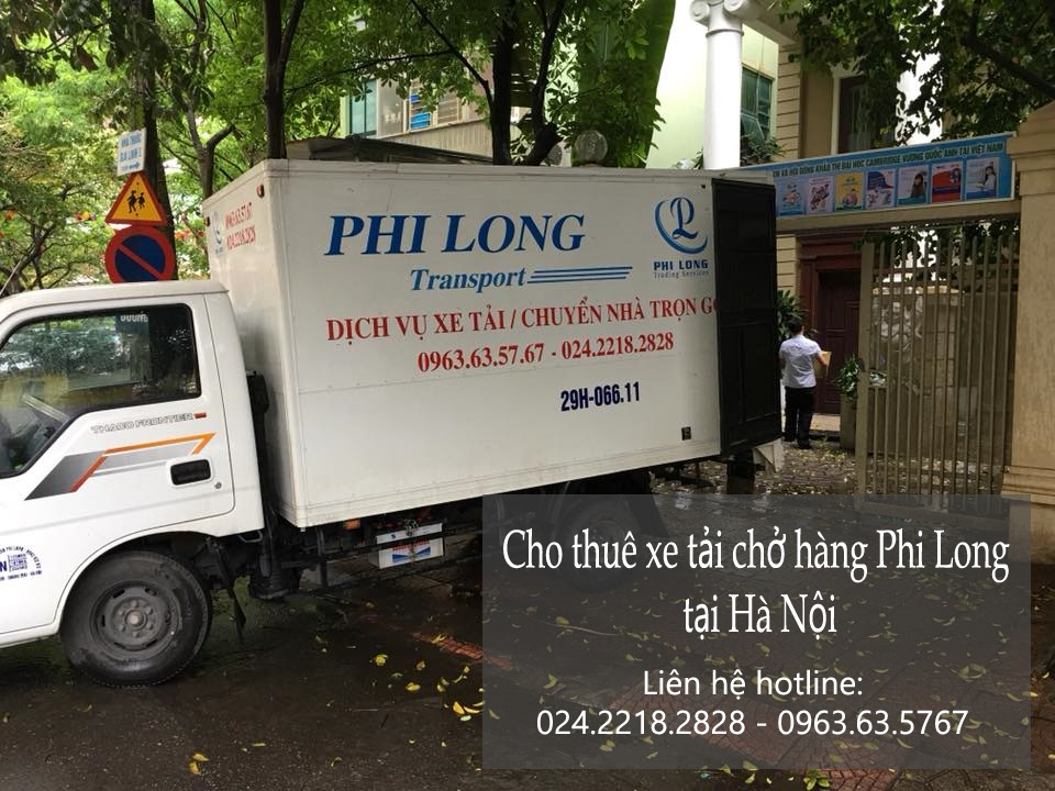 Xe taxi tải chuyên vận chuyển tại xã Thượng Mỗ