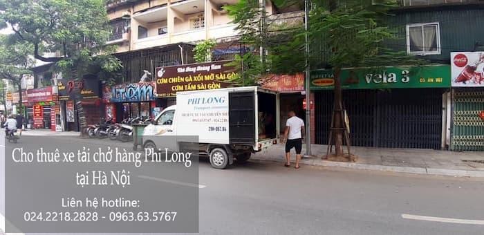 Taxi tải của Phi Long tại xã Đức Giang