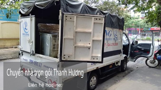 Hãng xe tải chất lượng Phi Long đường Giải Phóng