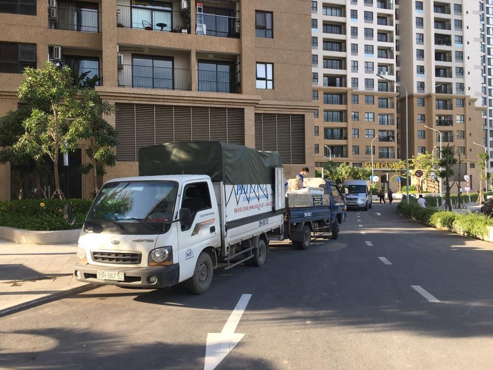 Dịch vụ taxi tải Ph Long tại xã Hữu bằng