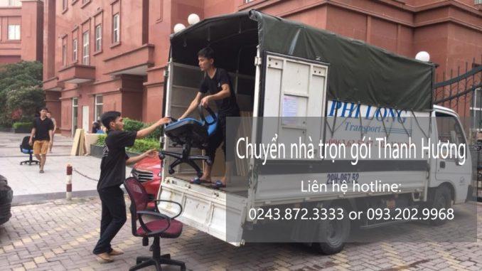 Dịch vụ taxi tải Phi Long đường Nguyễn Duy Trinh