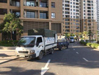 dịch vụ taxi tải tại đường thạch cầu