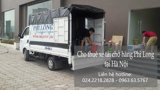Dịch vụ taxi tải Phi Long phố Quan Nhân