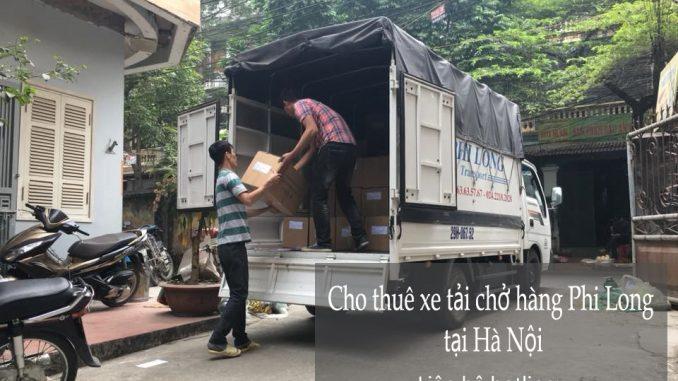Dịch vụ taxi tải giá rẻ Phi Long đường Trịnh Văn Bô
