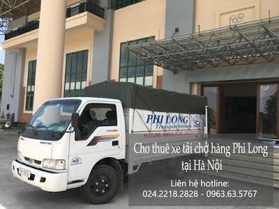 Taxi tải chất lượng Phi Long đường Hồ Tùng Mậu