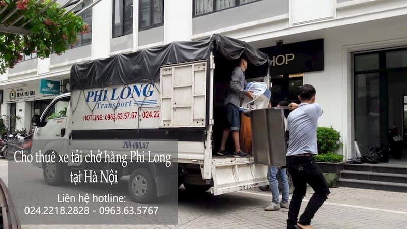 Dịch vụ taxi tải giá rẻ Phi Long phố Mai Dịch