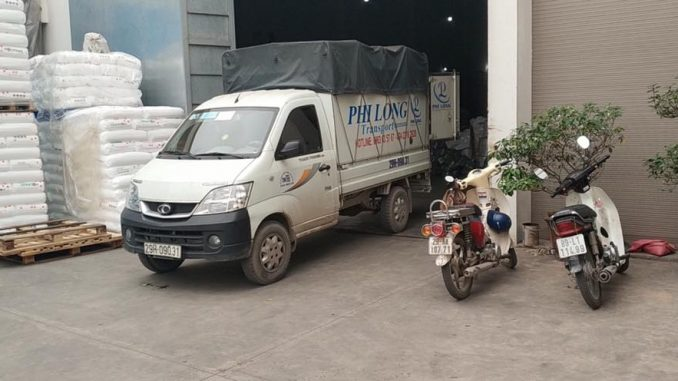 dịch vụ thuê xe tải 500 kg tại đường lệ mật