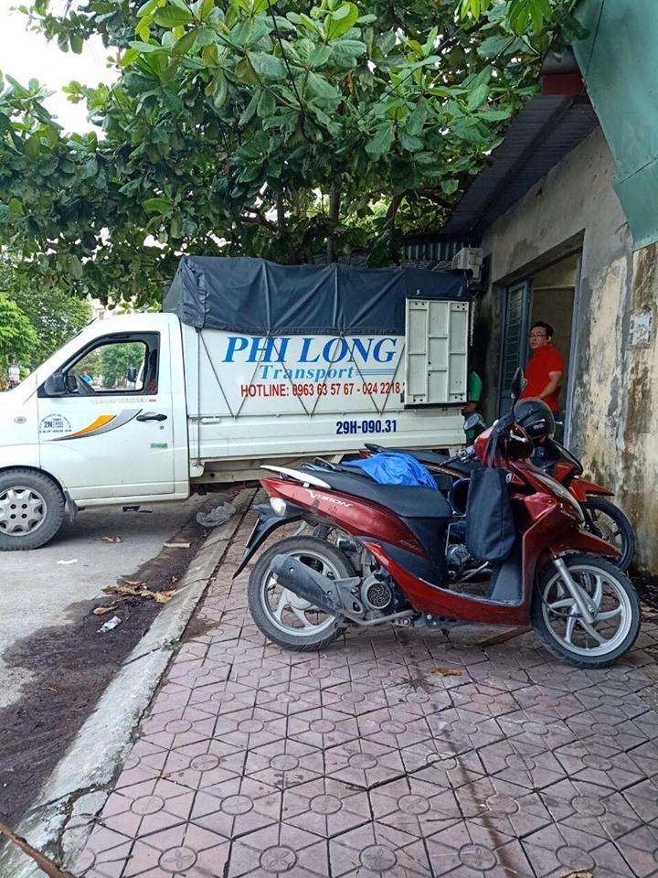 dịch vụ xe tải 5 tạ hà nội tại đường lý thường kiệt