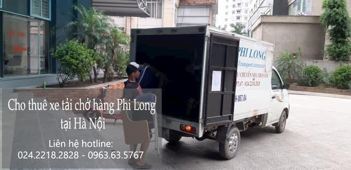 dịch vụ thuê xe 5 tạ tại đường nguyễn hữu huân
