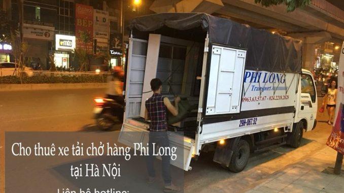dịch vụ thuê xe tải 5 tạ ở hà nội tại đường long biên 1