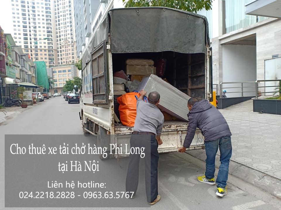 công ty taxi tải hà nội tại đường nguyễn siêu