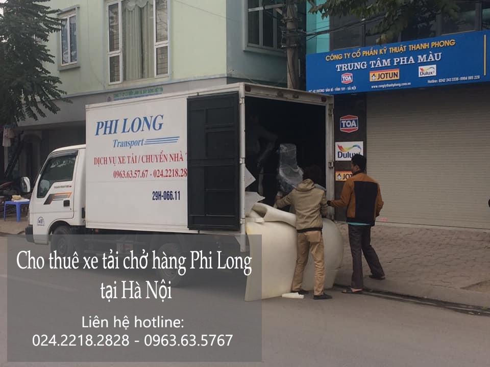 dịch vụ taxi tải của công ty taxi tải tại đường hàn thuyên