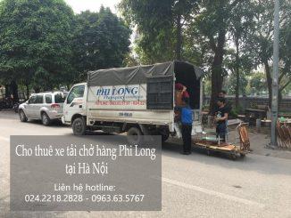 Taxi tải chuyên nghiệp Phi Long phố Trần Đăng Ninh