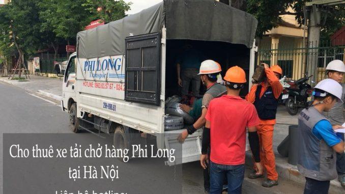 dịch vụ thuê xe tải 5 tạ chở hàng tại đường lê thạch