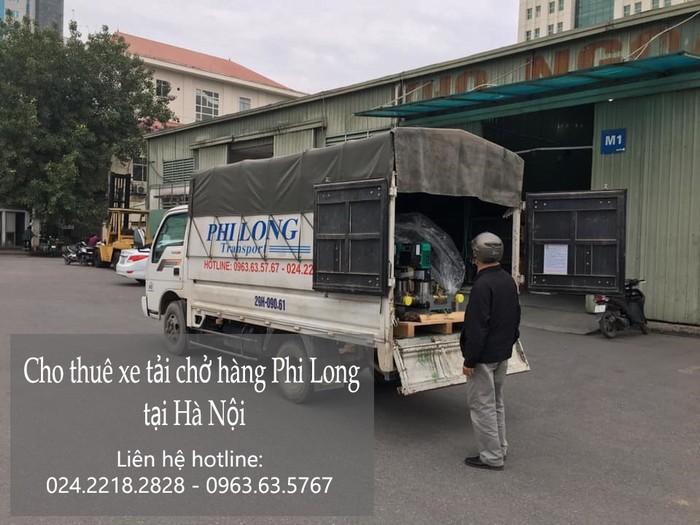 dịch vụ taxi tải phi long tại đường đào duy từ