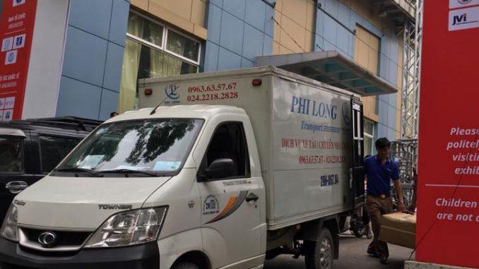 thuê xe tải 5 tạ chở hàng tại đường trương hán siêu