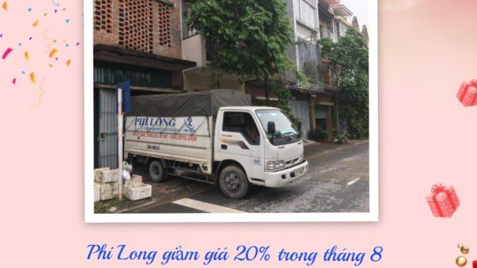 thuê xe tải giá rẻ và chất lượng cao tại Hà Nội