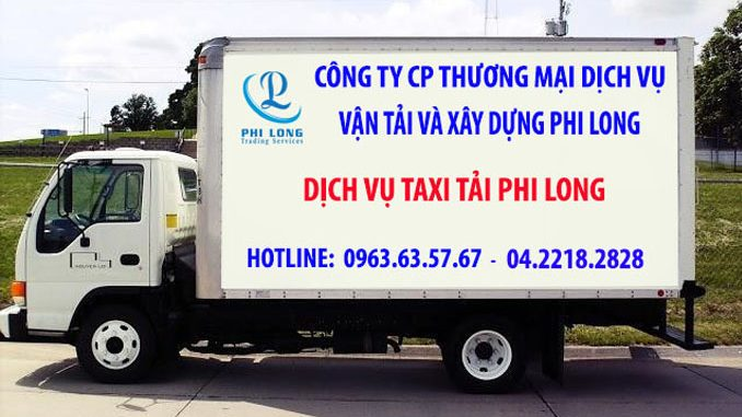 dich vu xe tai chất lượng cao tại Hà Nội