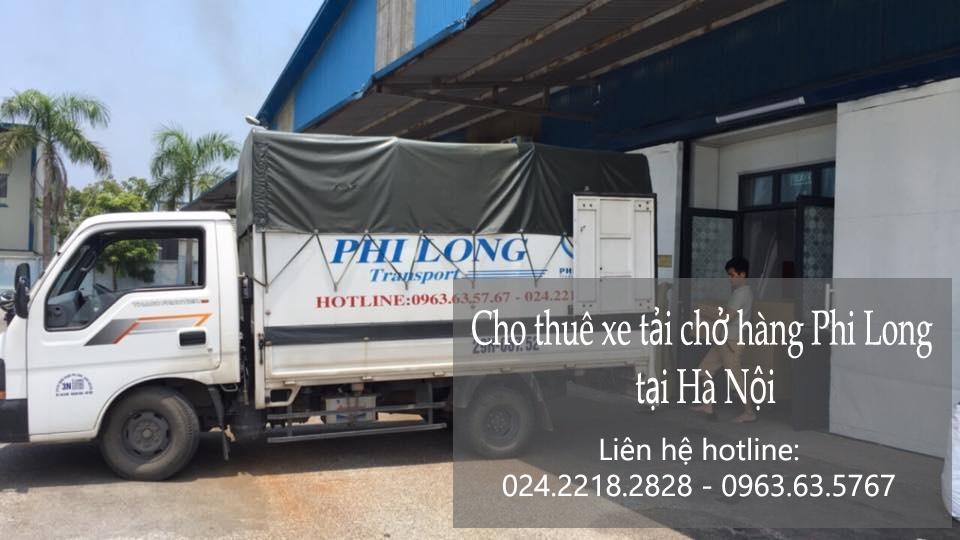 Thuê xe tải nhỏ chở hàng phi long tại đường trần quốc toản