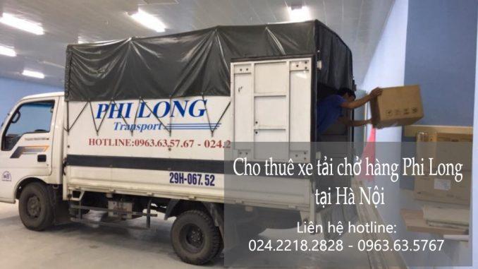 Thuê xe tải nhỏ chở hàng giá rẻ trong tình hình COVID-19