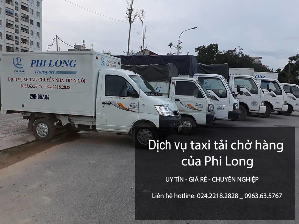 taxi tải chuyển nhà phi long tại đường phùng hưng