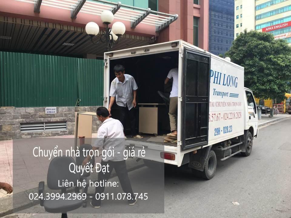 Cho thuê xe tải giá rẻ từ Hà Nội đi Tây Ninh