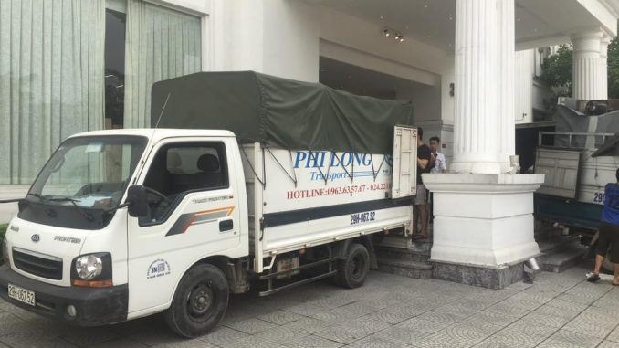 Phi Long hãng taxi cho thuê xe tải chở hàng giá rẻ tại quận Phú Nhuận.
