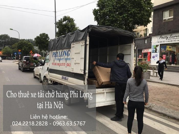 Thuê xe tải chở hàng từ phố Hàng Bún đi Hải Dương