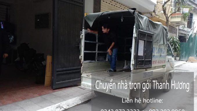 Dịch vụ taxi tải giá rẻ Phi Long tại đường Tuệ Tĩnh