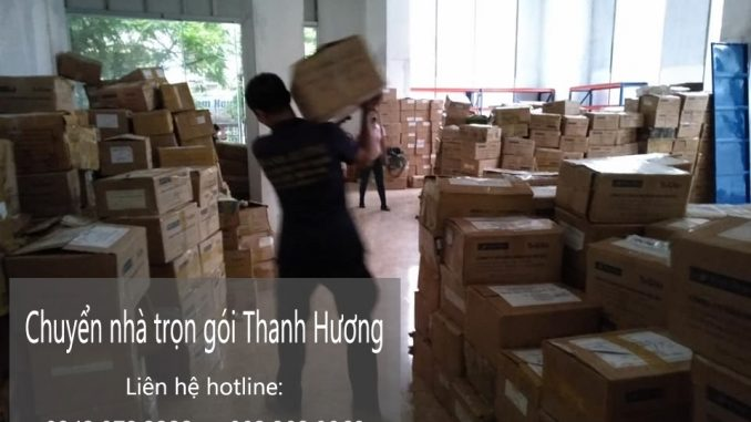 Xe tải chở hàng giá rẻ Phi Long tại khu đô thị Phùng Khoang