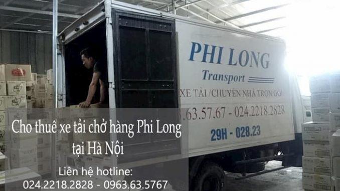 thue xe tai chuyên nghiệp tại quận Hoàn Kiếm