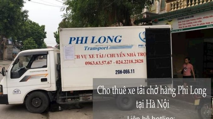 Taxi tải vận chuyển từ Hà Nội đi Tuyên Quang
