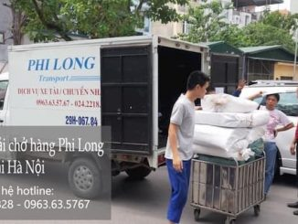 Xe tải chở thuê Phi Long tại quận Hoàn Kiếm