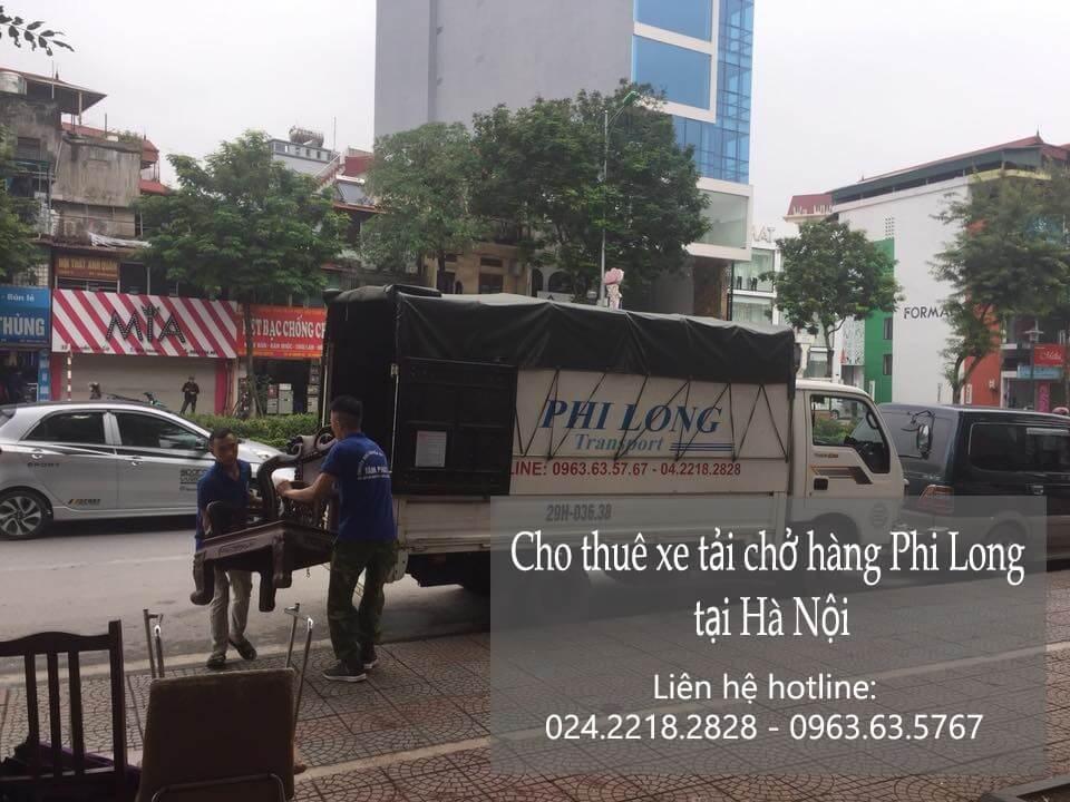Thuê xe tải chở hàng từ phố An Xá đi Hải Dương