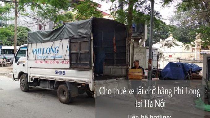 cho thuê xe tải chuyên nghiệp. Nhận chở hàng giá rẻ tại quận Bình Thạnh.