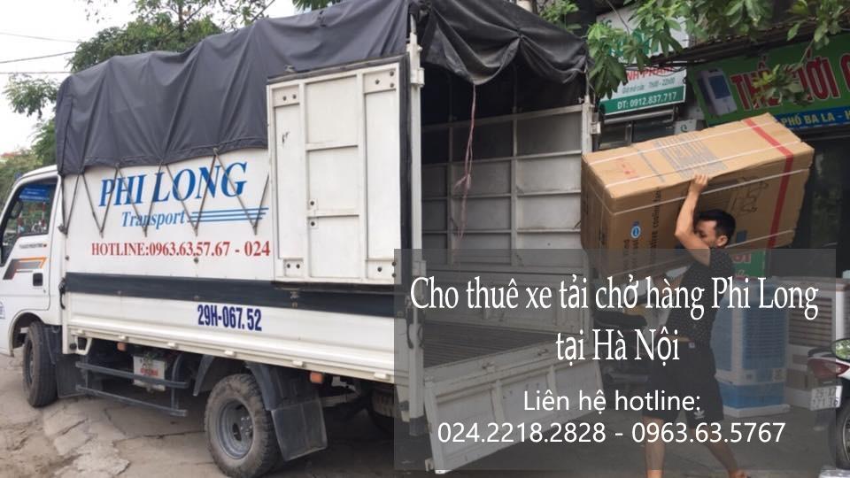 taxi tải giá rẻ tại hà nội tại phố Đào Tấn