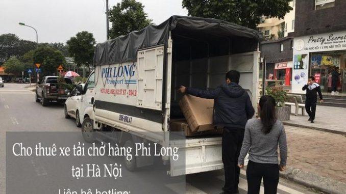 Dịch vụ cho thuê xe tải phố Hàng Bút đi Hòa Bình