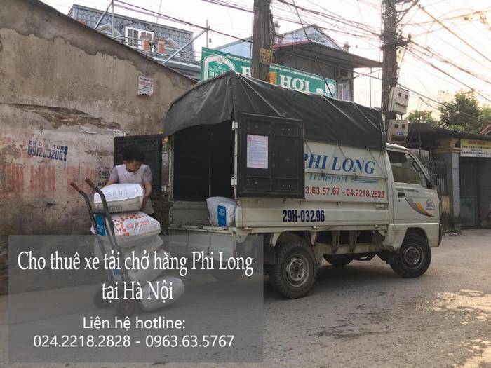 Dịch vụ taxi tải phố Đinh Lễ đi Hòa Bình