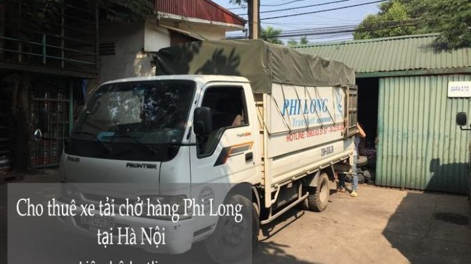 cho thuê xe tải phố Lý Đạo Thành đi Hòa Bình