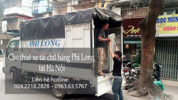 Cho thuê xe tải tại đường Phúc Lợi đi Hải Phòng
