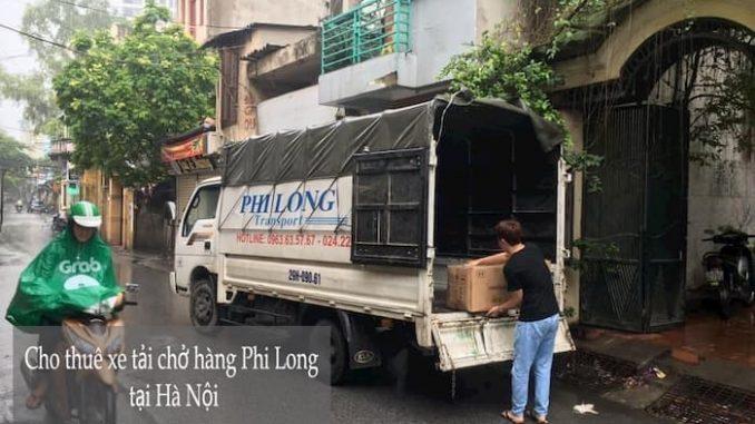 Dịch vụ taxi tải phố Hàn Thuyên đi Hòa Bình