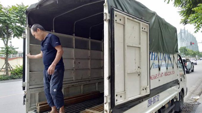 Cho thuê xe tải chở hàng từ Hà Nội đi Kon Tum