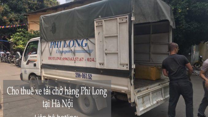 Công ty Phi Long hãng chở hàng chuyên nghiệp tại phố Nguyễn Hiền.