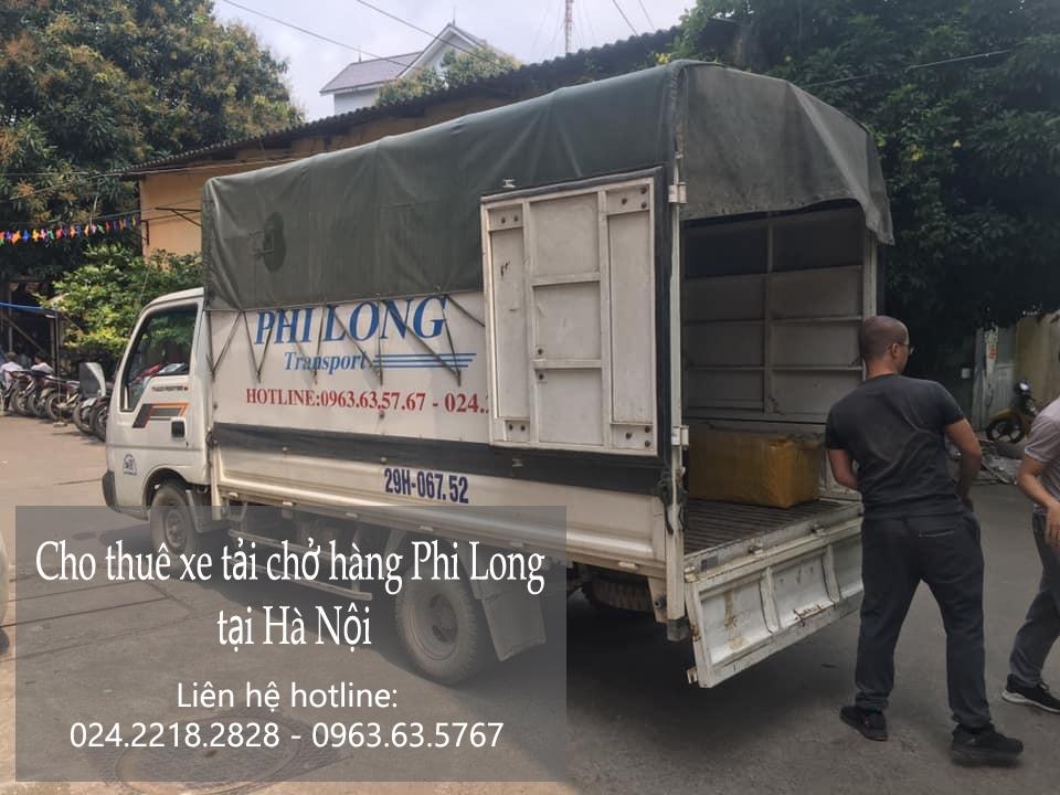 Dịch vụ taxi tải phố Hàng Da đi Hòa Bình
