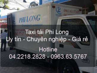 Cho thuê xe tải chở hàng từ đường Phú Đô đi Bắc Ninh
