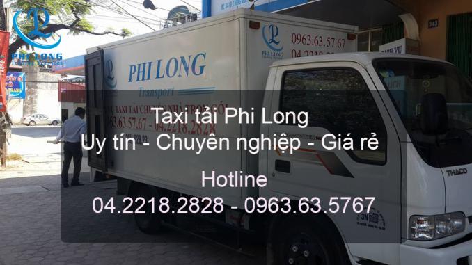 Dịch vụ taxi tải tại phố Kẻ Tạnh đi Hải Phòng