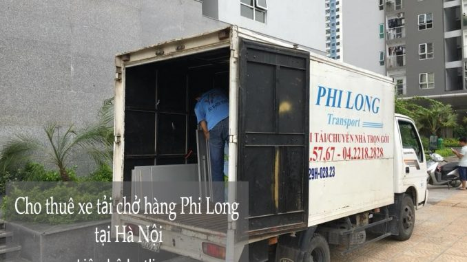 Cho thuê xe tải chở hàng từ Hà Nội đi Cà Mau