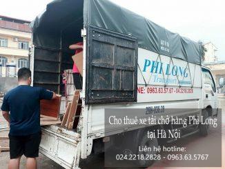 Dịch vụ taxi tải giá rẻ từ phố Việt Hưng đi Phú Thọ