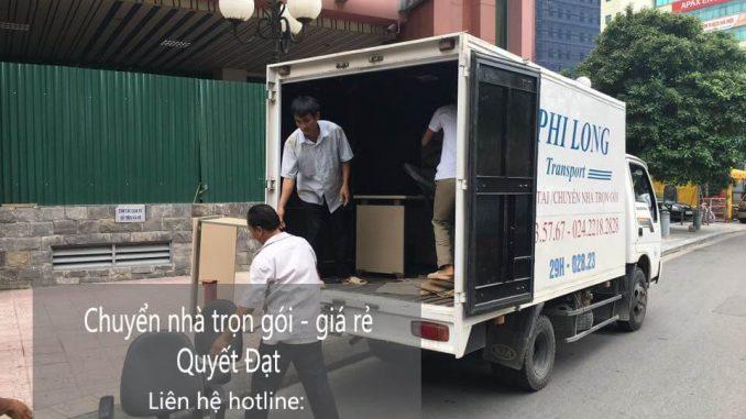 cho thuê xe tải tại đường Bắc Linh Đàm